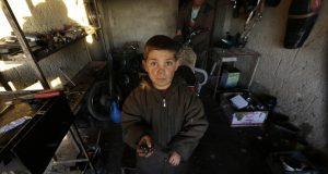 La difícil realitat que viuen els nens refugiats