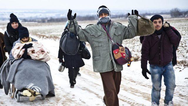 Crisi de refugiats o crisi de solidaritat?
